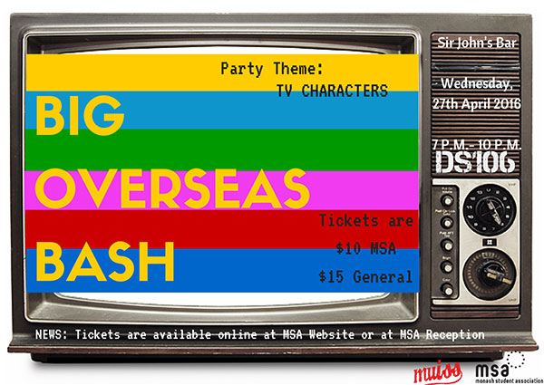 MUISS Big Overseas Bash Trivia Night