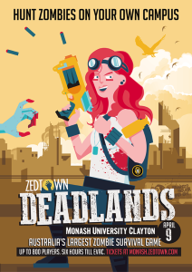 Zedtown: Deadlands